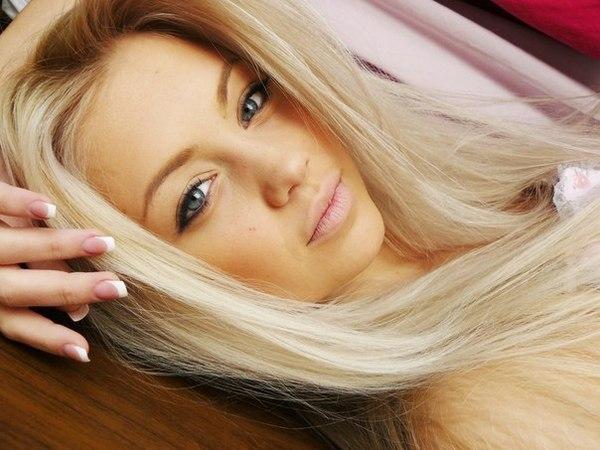 Картинки на аву в контакте для девушек блондинок