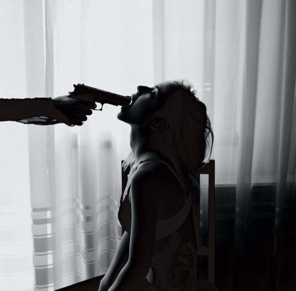 Картинки девушка убивает пацана